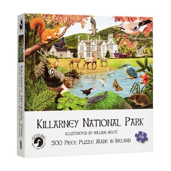 Killarney National Park jigsaw