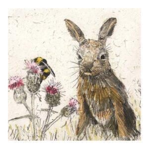 Annabel Langrish Baby Hare