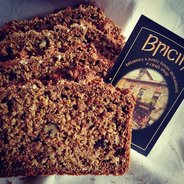 Bricin brown bread