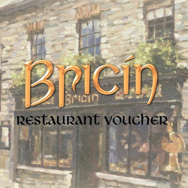 Bricin Restaurant Voucher