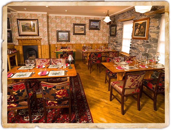 Bricin Restaurant, Killarney