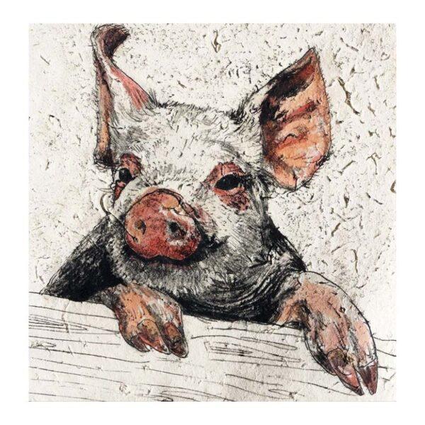 Annabel Langrish Piggy