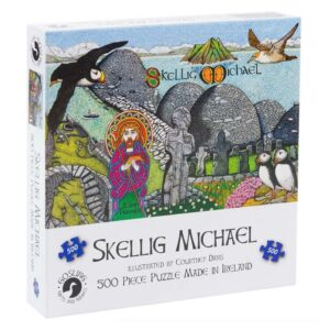Skellig Michael jigsaw