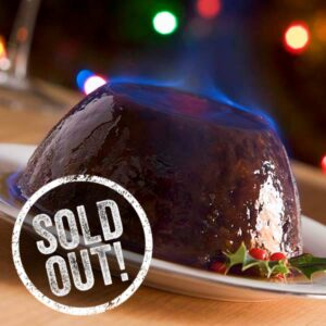 Bricín Christmas Pudding